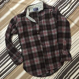 [Pendleton] Wool Flannel